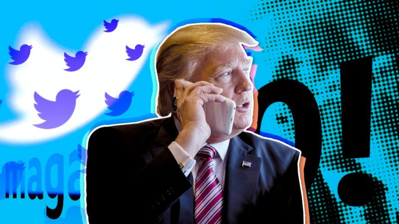 Such has been the conversation regarding an alleged 'hack' into Trump's Twitter account. Well, it was not really a hack if you guessed the passw